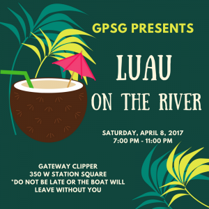 Luau on the River: Spring Formal '17